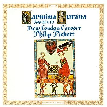 Carmina Burana Vols. 3 & 4