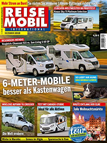 Reisemobil International 12/2019