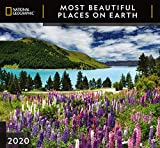 National Geographic Most Beautiful Places on Earth 2020 Wall Calendar