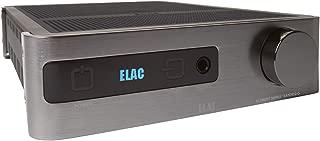 ELAC EA Series Integrated Amplifier, Silver (EA101EQ-G)