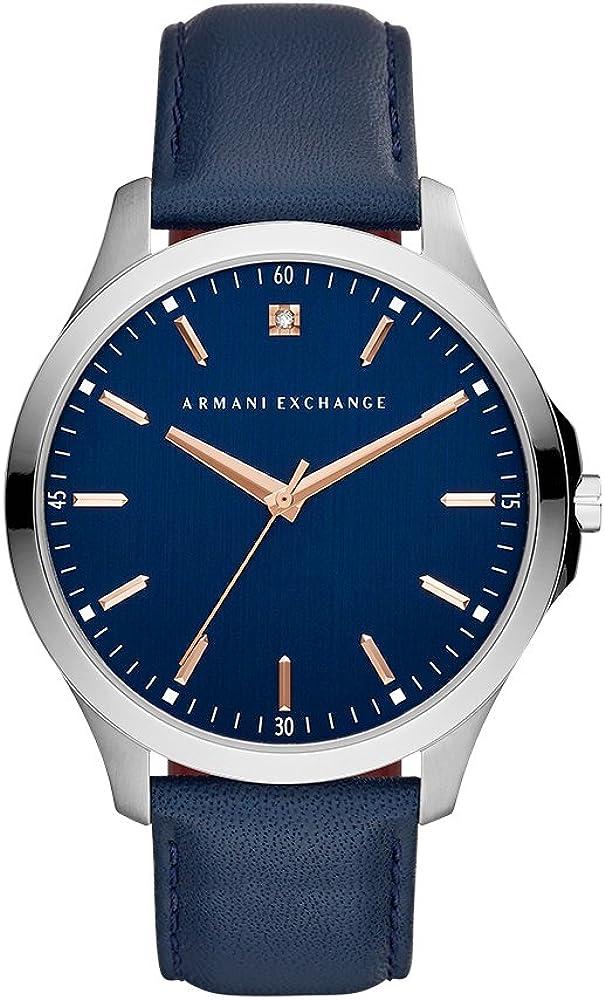 A X Armani Exchange Men's Quartz Our shop most popular AX2406 Bl Display 5 popular Analog