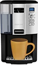 Cuisinart DCC-3000 12-Cup Programmable Coffee Maker Coffeemaker, Black