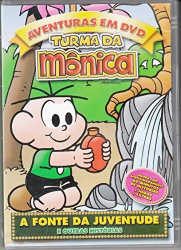 Turma Da Mônica - A Fonte Da Juventude - Edição Especial