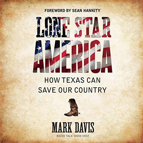 Lone Star America audiobook cover art