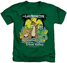 Sons of Gotham Land Before Time The Great Valley Kids T-Shirt
