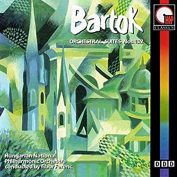 Bartok: Suites Nos. 1 & 2