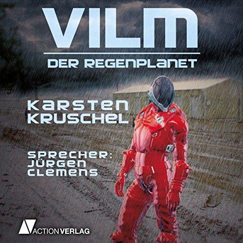 Vilm: Der Regenplanet (Vilm 1) Titelbild