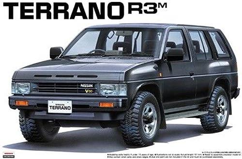 1 24 Terrano R3M `91 (Pathfinder) (Model Car) Aoshima The Best Car GT No.98