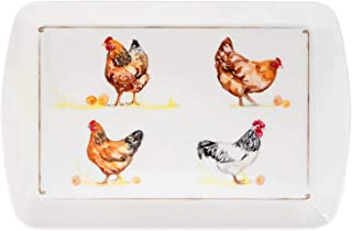 Best hen food tray Reviews