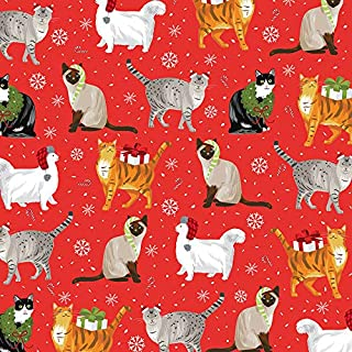 Best wrapping a cat in christmas paper Reviews