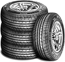 Set of 4 (FOUR) MRF Wanderer Sport Performance All-Season Radial Tires - 205/60R16 92H