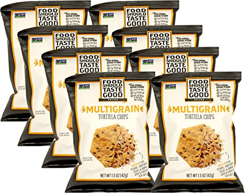 Food Should Taste Good Multigrain 1.5 oz (Pack of 8)