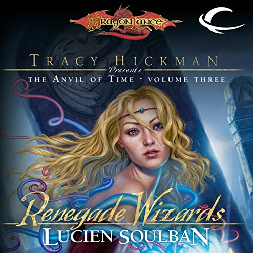 Renegade Wizards audiobook cover art