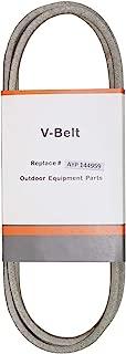 Outdoors & Spares Mower Belts 144959 532144959 PP12012 531307218 Replacement Belt Fits Craftsman Poulan Husqvarna CT2050C GTH220 LT150