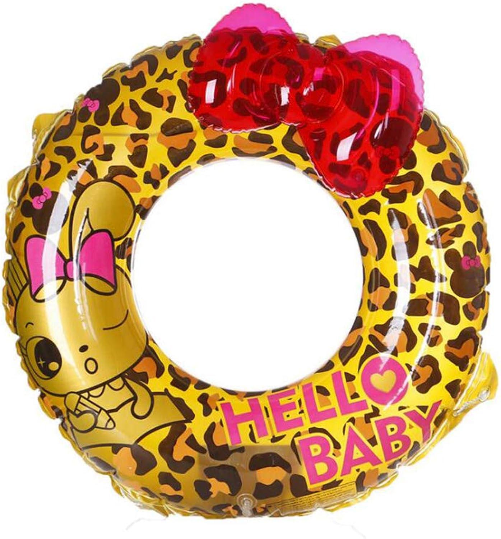 vendiendo bien en todo el mundo Y-M-H Anillo de natación de Leopardo Leopardo Leopardo Gigante Inflable de natación Flotador de la Piscina de Juguete para Adultos y Niños Piscina de colchón de flotación de Aire de la Jugara,L  elige tu favorito