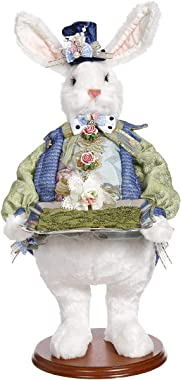 Mark Roberts Server Rabbit 51-05296 19 Inches 2020 Spring Collection