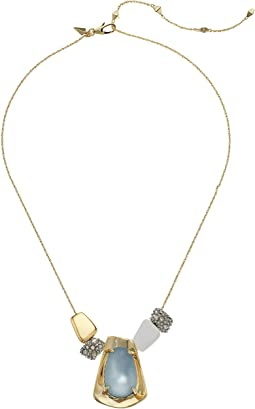 Alexis Bittar - Sliding Metal Bead Necklace