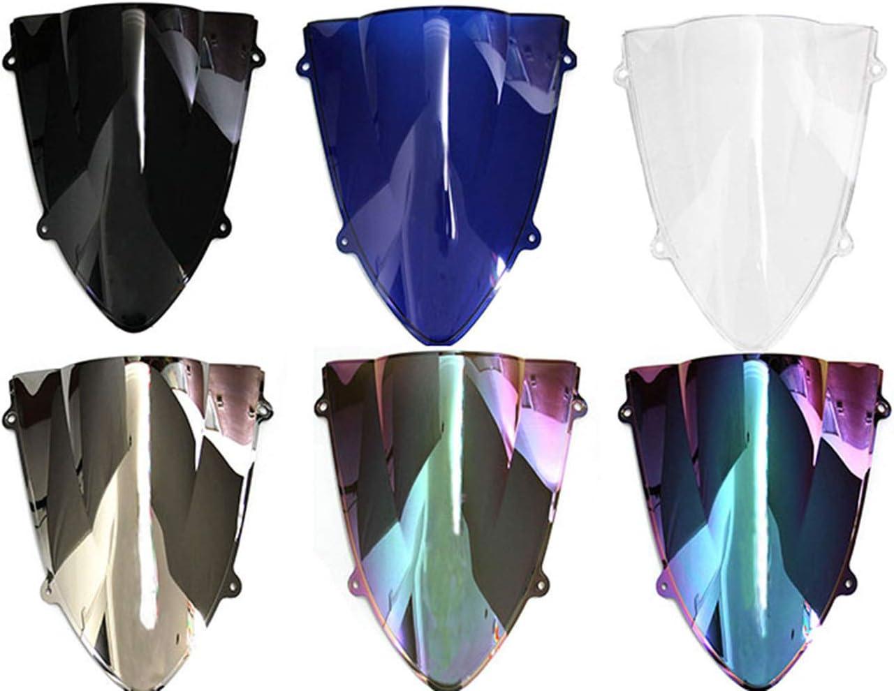 Complete Free Shipping Double Bubble sale Windscreen Wind Kawasak Windshields Deflectors For