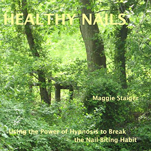 Healthy Nails audiobook cover art