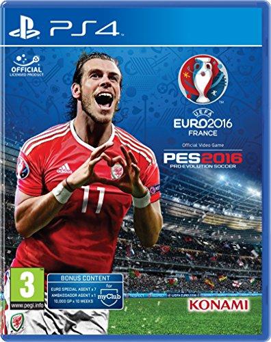 UEFA Euro 2016/Pro Evolution Soccer (Playstation 4) [UK IMPORT]