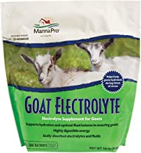 Manna Pro Goat Electrolyte, 1 Pound, Supplement for Proper Hydration
