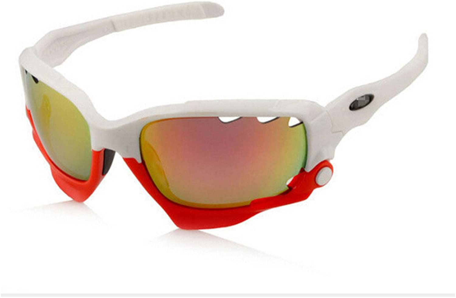 Olayer Polarized Sunglasses Glasses Black Frame Multi Sport Outdoor Running Cycling