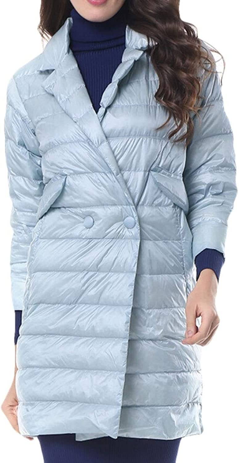 Gocgt Women's Coat Ultra Lightweight Packable Down Jacket Puffer Coats