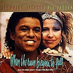 When The Rain Begins To Fall / Follow My Heartbeat (Pia Zadora) [Vinyle 45 Tours 7