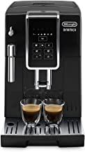 De'Longhi Dinamica Fully Automatic Coffee Machine, Black, (ECAM 350.15.B)