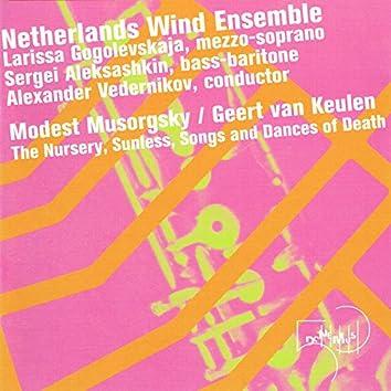 Geert van Keulen: The Nursery - Sunless - Songs and Dances of Death