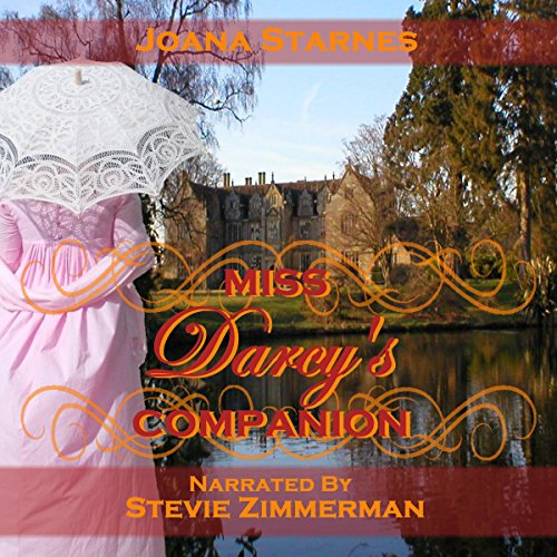 Miss Darcy's Companion audiobook cover art