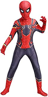 Kids Bodysuit Superhero Costumes Lycra Spandex Halloween
