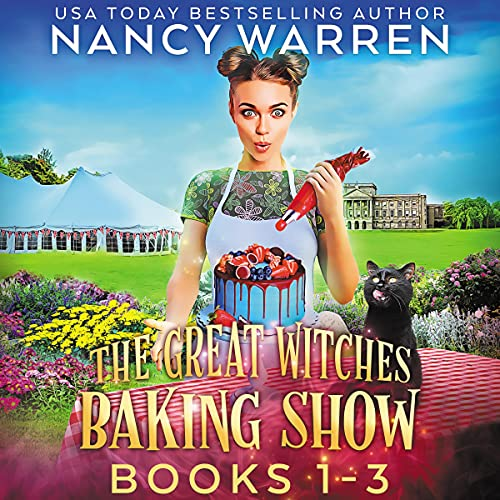 The Great Witches Baking Show: Books 1-3 cover art