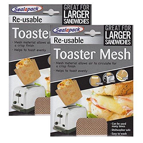 Wiederverwendbares Toaster-Netz.