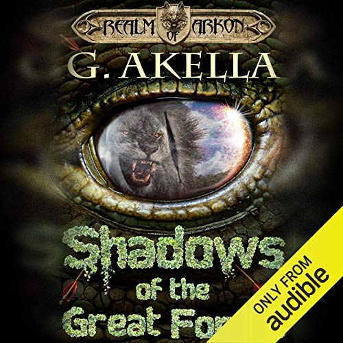 Shadows of the Great Forest cover art