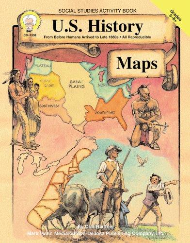 Mark Twain - U.S. History Maps, Gra…