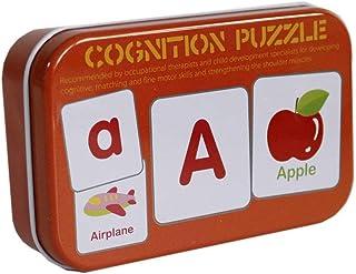 UKR Educational Flash Cards English Letters Alphabet Words