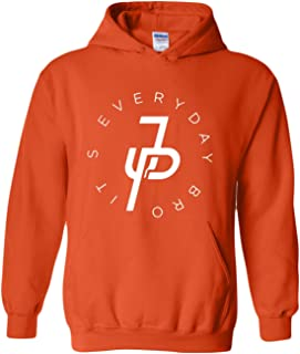 Jake Paul Its Everyday Bro Hoodie, Mavericks Merch (White Print)