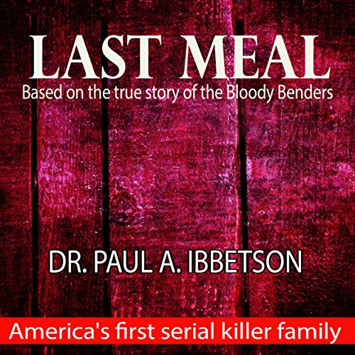 Last Meal audiobook cover art
