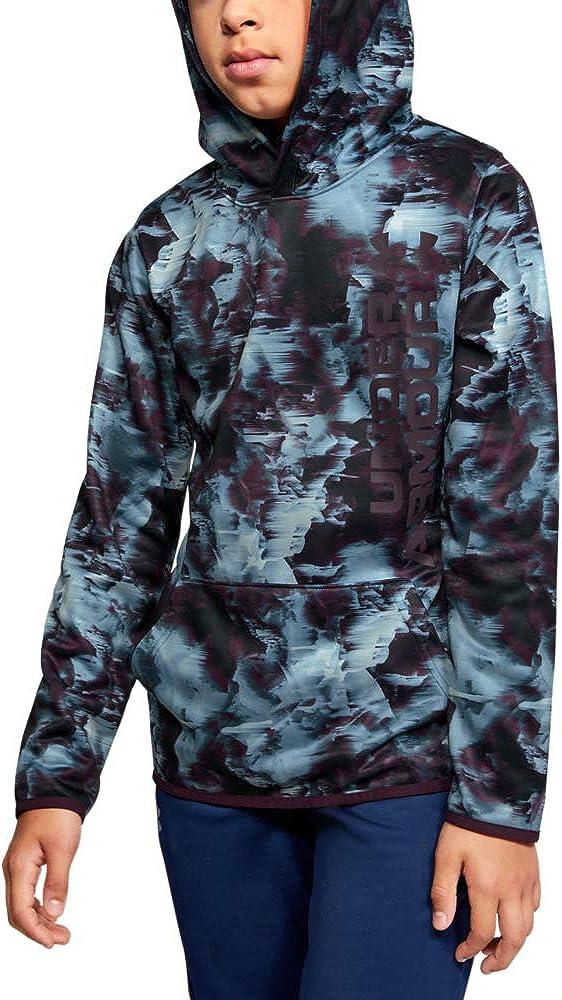 Under Armour Boys' Armour Fleece Novelty Hoodie