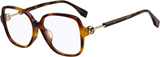 FENDI - Ff 364 /F 0086 Dark Havana - Gafas de sol