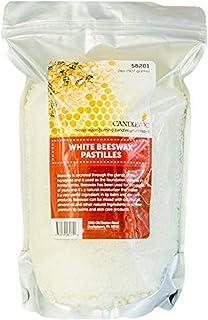 Candlewic Kosmetik Qualität Weiß Bienenwachs Pastillen, 2 lb
