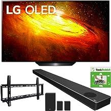 $2793 » LG OLED55BXPUA 55-inch BX 4K Smart OLED TV with AI ThinQ (2020) Bundle SN11RG 7.1.4 ch High Res Audio Sound Bar + TaskRabbit Installation Services + Vivitar Low Profile Flat TV Wall Mount