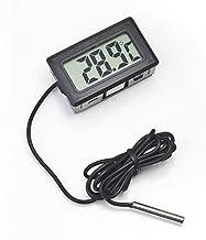 Easyeeasy De ingebouwde elektronische digitale displaythermometer fy-10 digitale koelkastthermometer