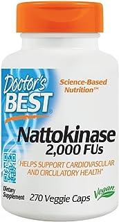Doctors Best Best Nattokinase, 270 Vcaps