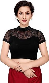 KANCHNAR Women's Cotton Stretchable Blouse