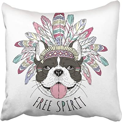 LOVE GIRL Throw Pillow Covers Lovely Ladybug Outdoor Square