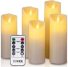 YIWER LED Candles,5.5