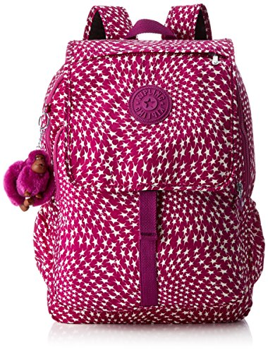 Kipling - HARUKO - Large Backpack - Star Swirl - (Print)