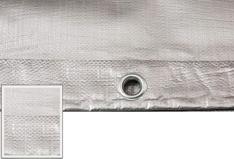 KYSZD-Zeltplanen Plane Polyethylen Tarp Poncho mit Ösen Wasserdichter und winddichter Staubschutz UV-BesteändigCamping Cover Shelter für Trucks Bikes Stiefele B07QP38NN6  Neu